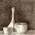 Carafe and Bowls